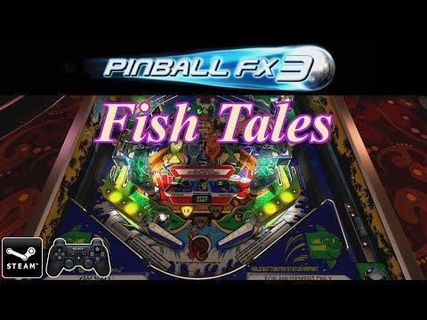 Pinball FX3: Williams - Fish Tales / Steam PC version