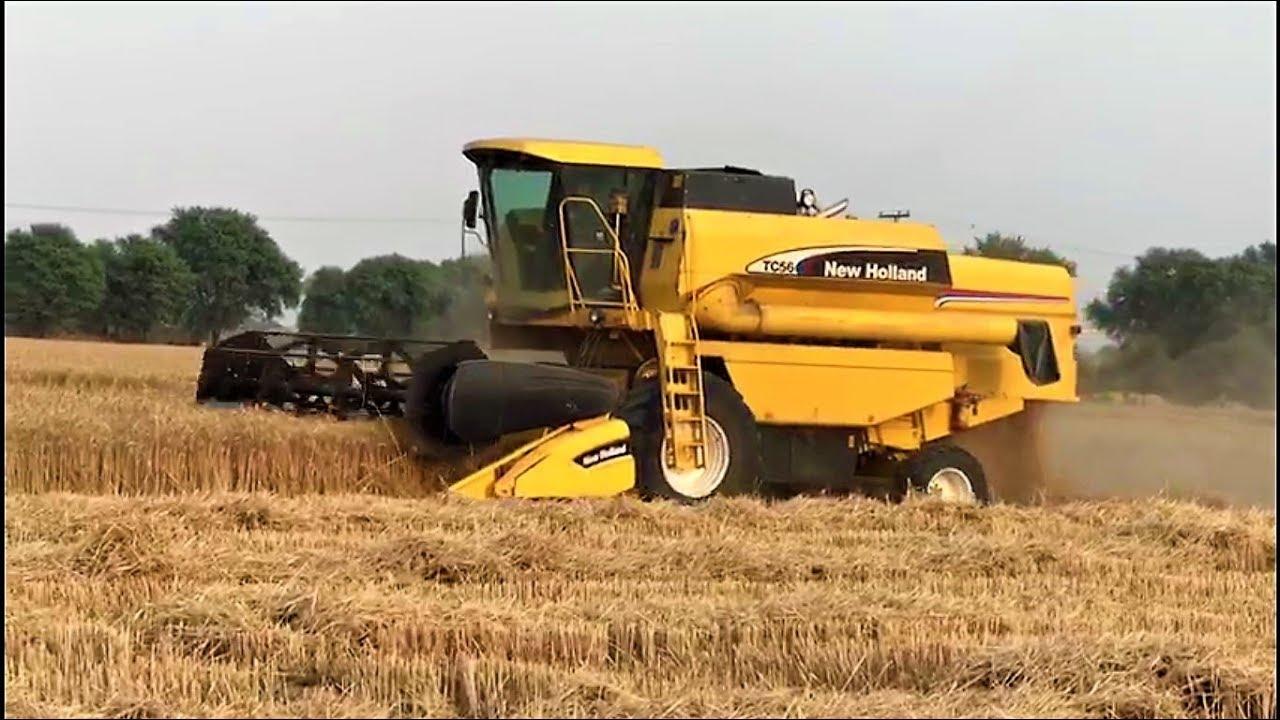 New Holland TC 56 Combine Harvester Price in Pakistan