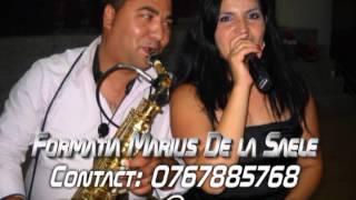 Formatia Marius de la Saele-colaj hore instrumentale
