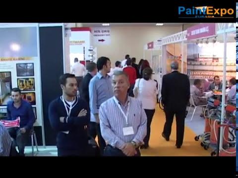 Paint Expo Eurasia 2011 - Endüstriyel Kaplama Teknolojileri Fuarı