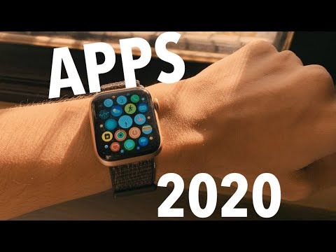 Top 5   *BEST*   Apple Watch Apps | 2020 (Updated List) : You Shouldn't Miss Them !