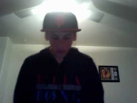 kid rapping like a beast about the NBA