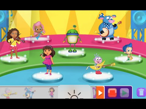 Nick Jr Music Maker | Nick Jr Games To Play | yourchannelkids