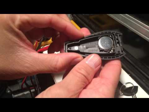 How To Replace Jeep Grand Cherokee Key Fob Battery 2008