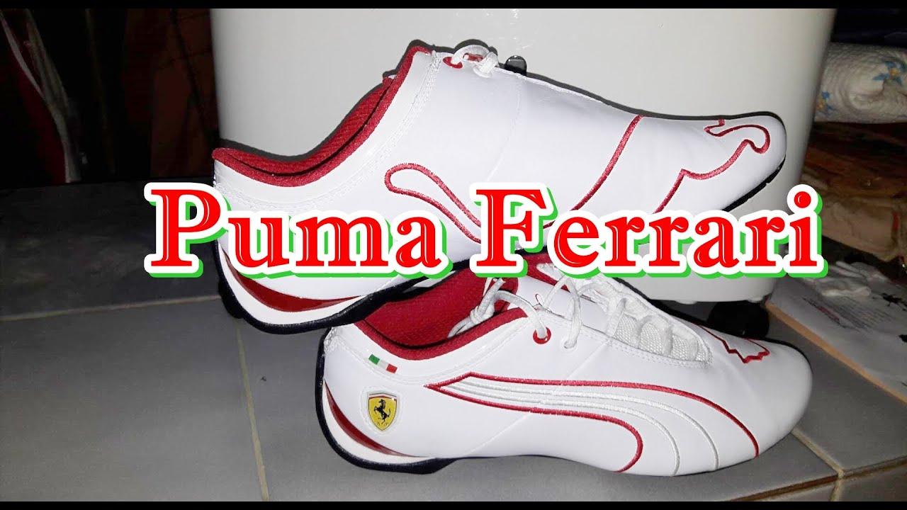 5f23baa1a3f114 H☯w t☯ kid-Puma Ferrari Drift Cat review - YouTube