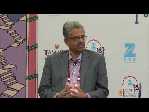 #ZeeJLF2017:  Book Launch - Wisden Almanack 2017