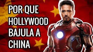 Por Que Hollywood Bajula a China