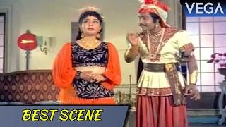 Ushakumari Conversation With T.G.Ravi || Thomasleeha Movie Scenes