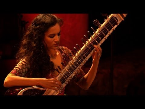 Anoushka Shankar - Si no puede verla - live