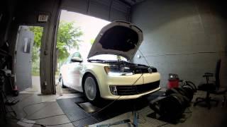 USP Motorsports VW GLI APR Stage 3+ 2.0T TSI Dyno Testing