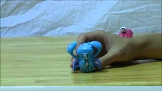 Xia-Xia Hermit Crabs Hands On Review - zooLert