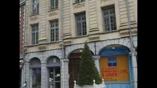 Central Plaza -- Arras, France