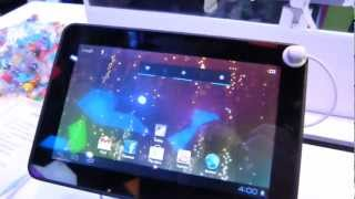 Alcatel One Touch Evo 7 tablet hands-on