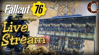 Fallout 76 PC Live Stream in 1440p / 60fps! Part 25: The Buggy Dec 11th Update, + Enclave Quests