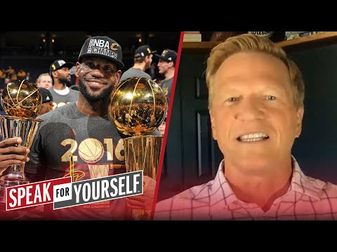 'No question' this is LeBron's best last chance to win a title — Bucher | NBA | SPEAK FOR YOURSELF