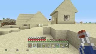 Minecraft PS4 Survival: Platinum Trophy Episode 4