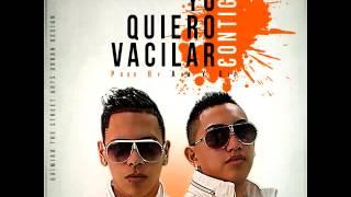 """Alex LMU & Kaiser Benjamin """"Los Monarcas"""" YO QUIERO VACILAR CONTIGO"""