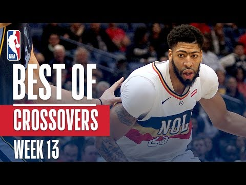 NBA's Best Crossovers | Week 13 thumbnail
