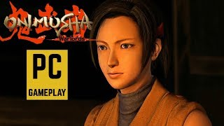 Onimusha Warlords - First 17 Minutes Gameplay (Best Samurai Adventure Game 2019)