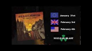 GRAND MAGUS - Triumph And Power (Album Trailer)