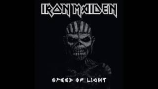 Iron Maiden - Speed Of Light (HQ)