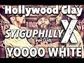 HOLLYWOOD CLAY VS YOOOO WHITE SYIGUPHILLY *GET DOWN OR LAY DOWN*