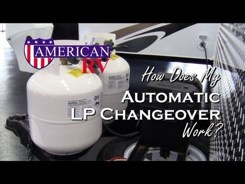 How Does My RV Automatic Propane (LP) Changeover/Selector Valve Work?