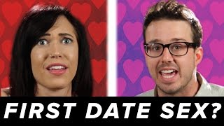 Should You Have Sex On The First Date? • Debatable