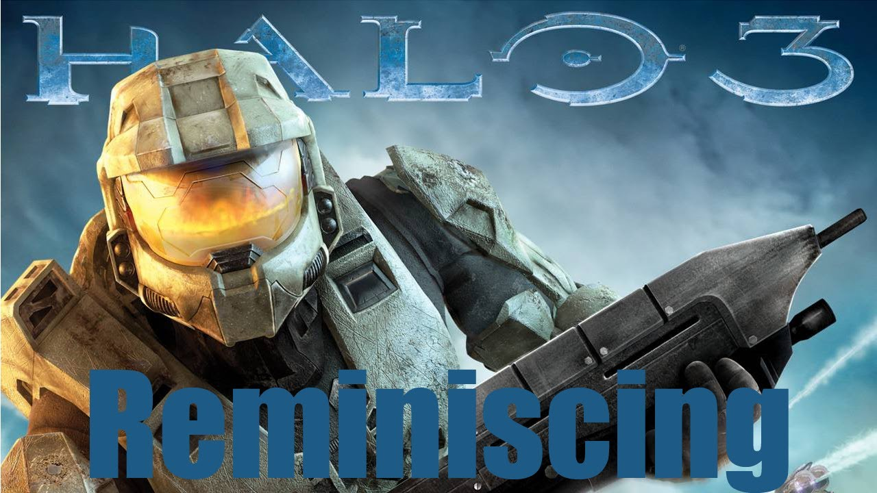 Old man Cum,Lima beans Vs Pepto bismol, Ugly a** laughing- Halo 3  Reminiscing (Halo 3 gameplay)