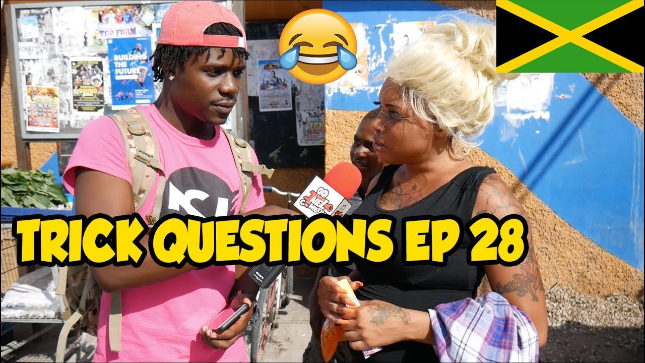 Trick Question In Jamaica  Episode 28 [PortMore Mall] Revisit