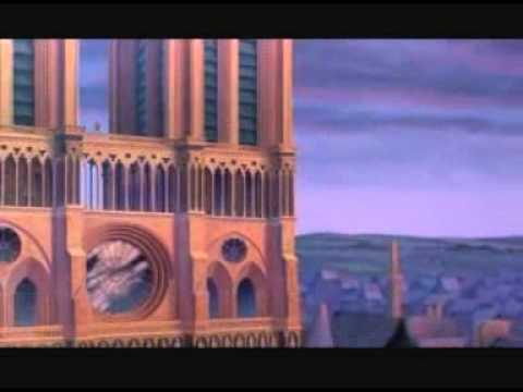 The Hunchback of Notre Dame Out There (One-Line Multilanguage)