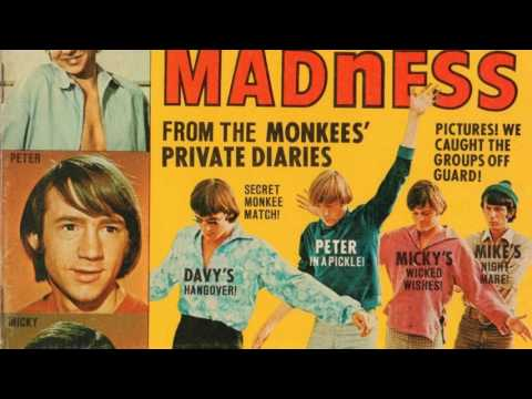 (I'm Not Your) Steppin Stone--THE MONKEES (NEW ENHANCED VERSION) 720