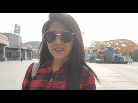 Wuhan (Day 3)- HAPPY VALLEY ... Vlog # 10