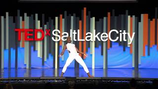 Throwing my body because my mama taught me not to throw hands | Jaxon Willard | TEDxSaltLakeCity