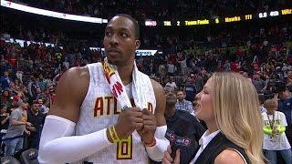 Hawks Dominate Game 4 Vs Wizards | Atlanta Hawks Highlights | 4.24.17