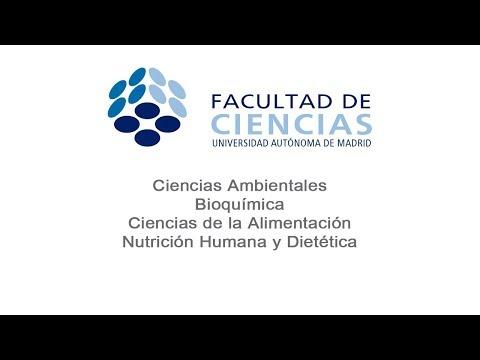 Graduación CCAA, Bioquímica, Ciencias de la Alimentación y Nutrición Humana y Dietética UAM 2017