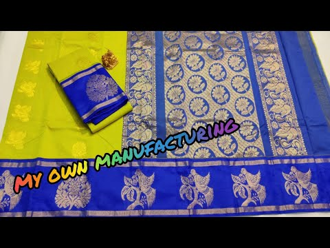 Silk cotton sarees/best quality/my own manufacturing/very low price wonderful attractive designs