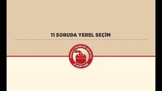 11 Soruda 31 Mart Yerel Seçimleri