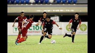 2018 Singapore Premier League: Brunei DPMM FC 1-2 Home United FC
