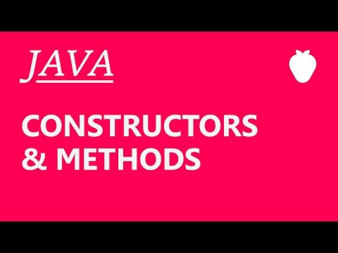 java-tutorial-for-beginners-#2---constructors-and-methods