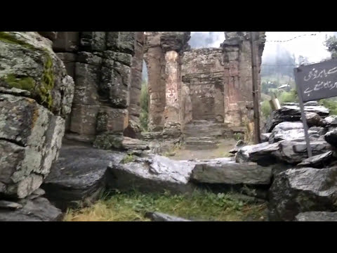 Sharda Peeth - Hindu Heritage of Kashmir in Sharda - AJK 05/09/12
