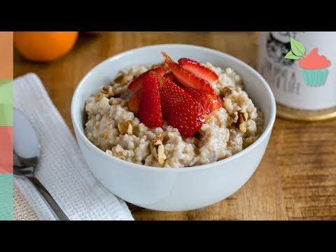 Slow Cooker Oatmeal | Slow Cooker Series!