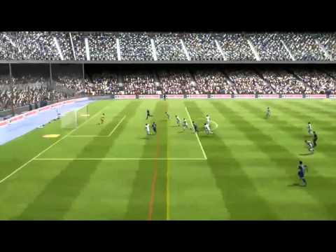 FIFA 13 Kinect Gameplay Trailer