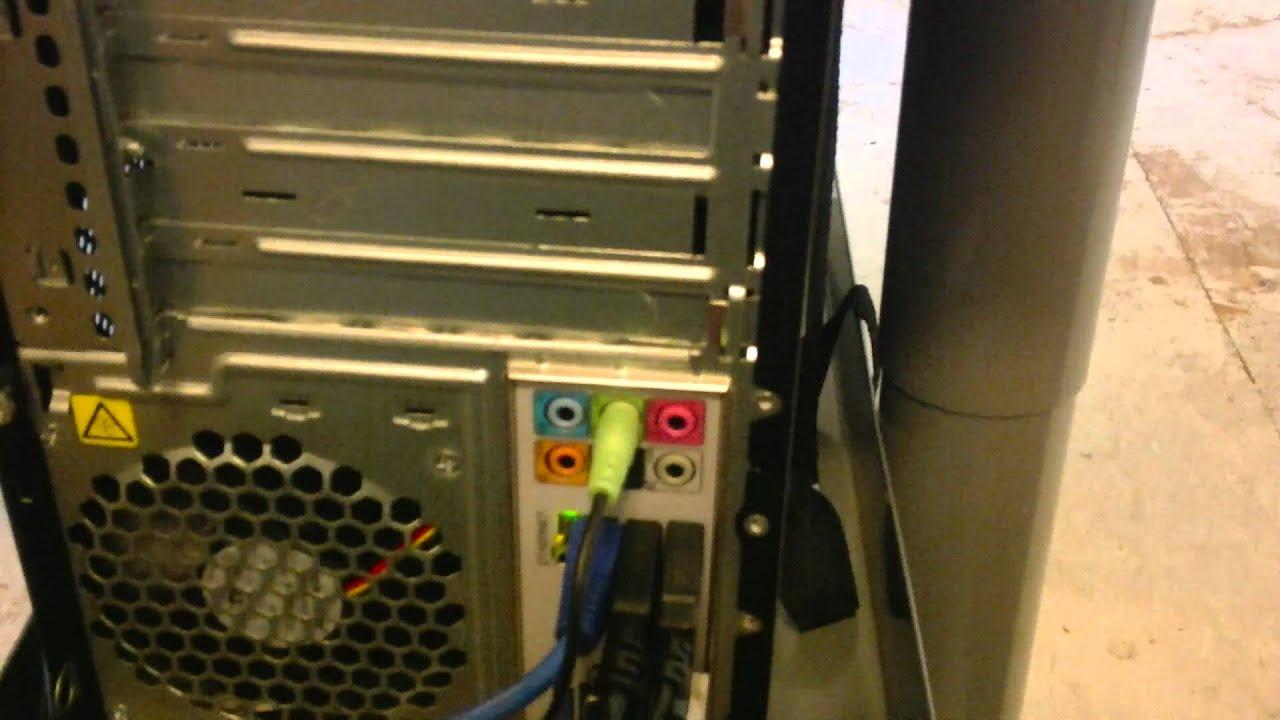 New Hp Pavilion P W Desktop Pc Computer P