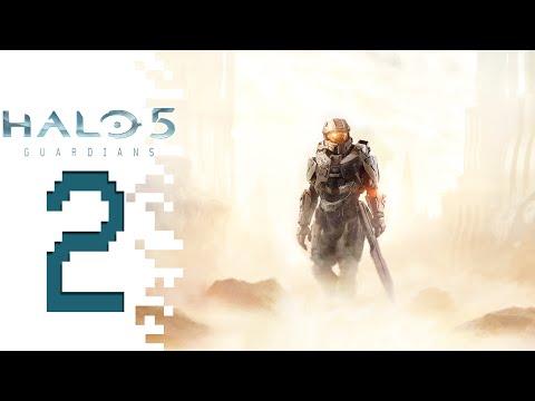 Halo 5: Guardians (Campaign) - EP02 - So Many Guns!