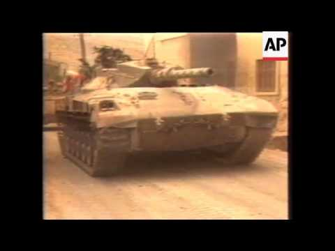 Lebanon: The Israeli Invasion (B)
