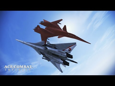 Last Day of Ace Combat Infinity