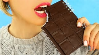 10 DIY Weird Back to School Supplies You Need to Try – Candy Style