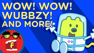Wow Wow Wubbzy AND MORE OVER 25 MINUTES Of Songs For Kids Fredbot Nursery Rhymes for Kids