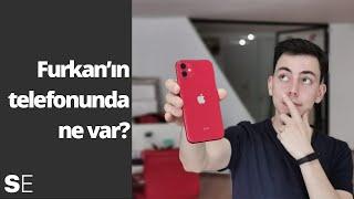 iPhone kullananların bilmesi gerekenler! - Furkan'ın telefonunda ne var?